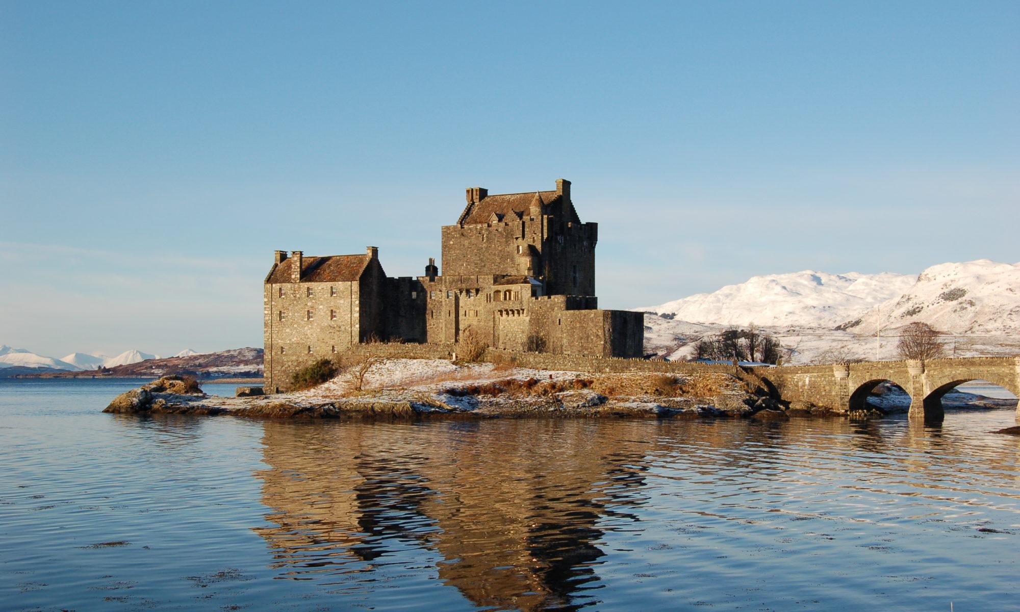 Eilean Donan Castle (Winter)