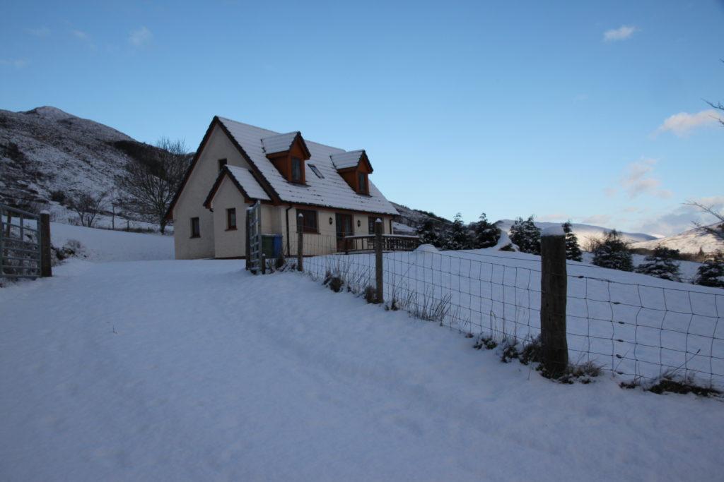 Winter at RMV